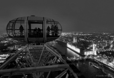 London vanuit de Eye, Engeland